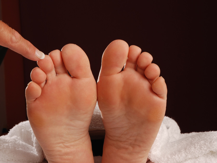 Gentle Touch Reflexology and Foot reading combined.