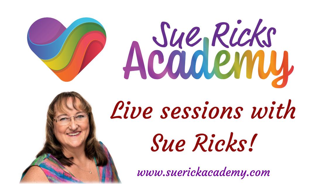 Sue Ricks Academy Live!