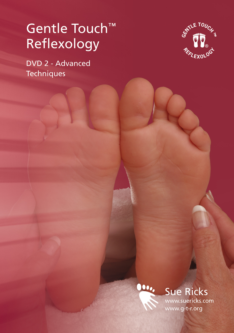 DVD 2 - Gentle Touch™ Reflexology Advanced Techniques